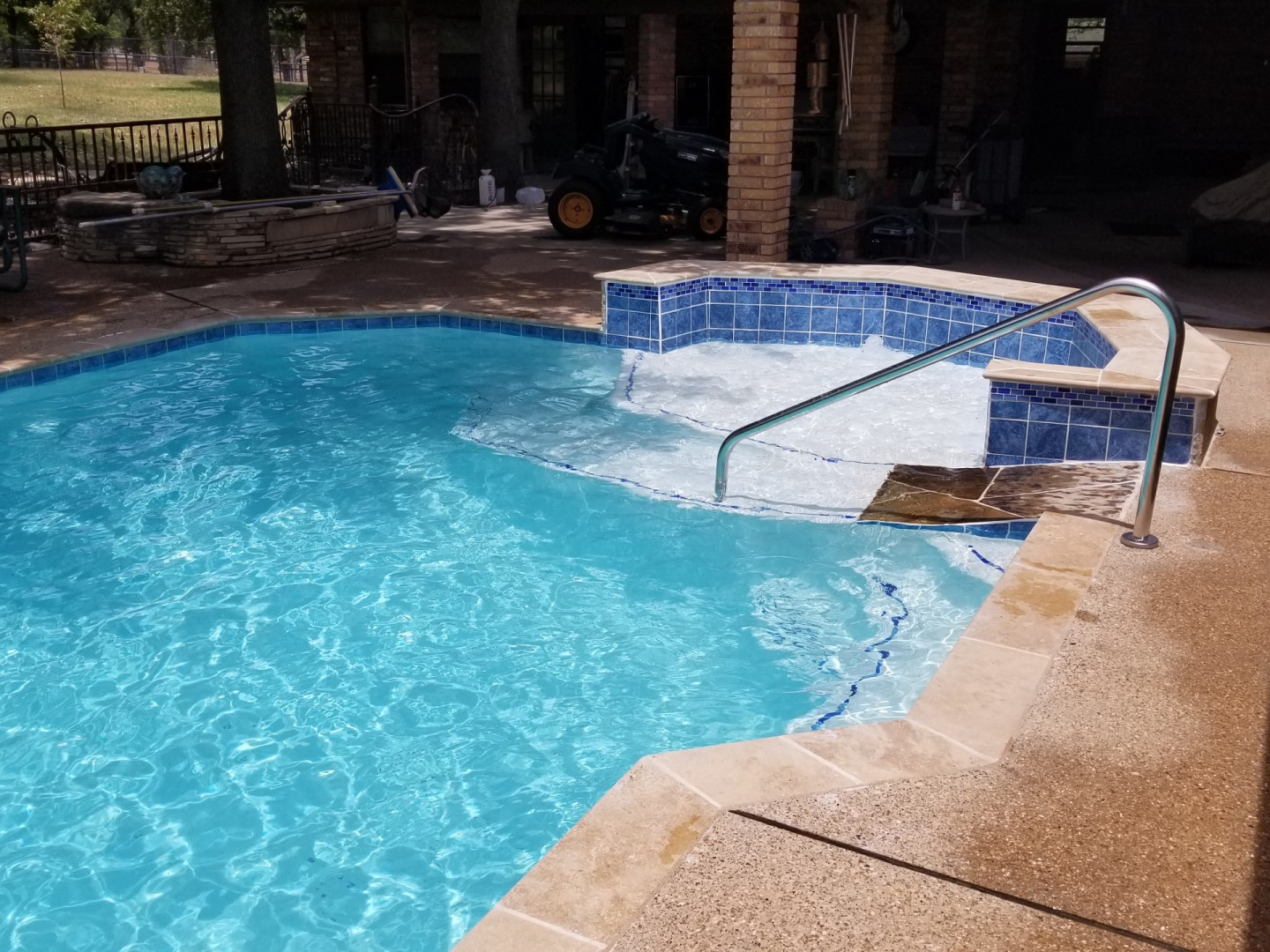 Improve the look of your pool